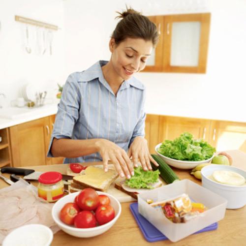 секреты чистоты и порядка на кухне