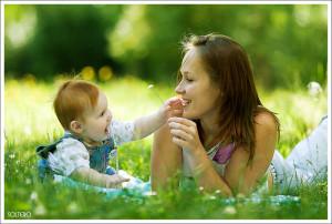 Истерики мамы: что делать?