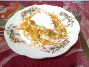 Рецепты простых салатов на каждый день